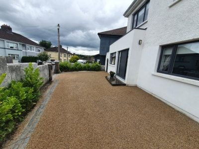 Tar&Chip Driveway Installation in Brentwood