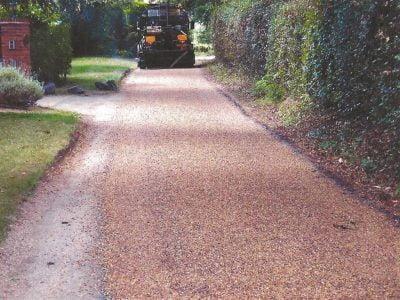 Tar Chip Driveways in Boreham