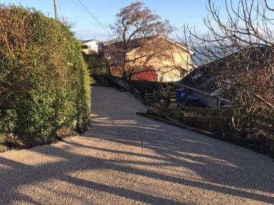 Tar Chip Driveways in Gillingham