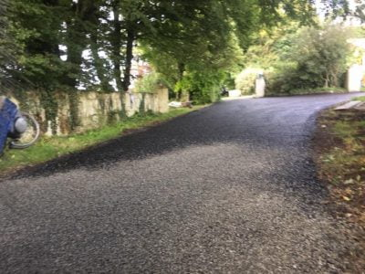 Tar Chip Driveways in Rochester
