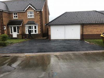 Tarmac Driveway Installation in Basildon