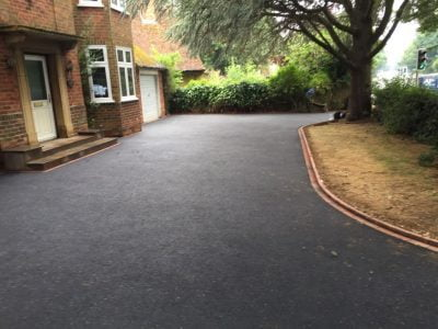 Tarmac Driveways in Barling