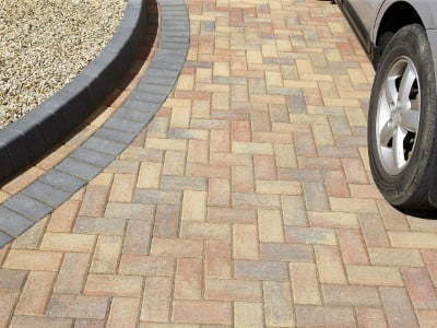New Driveway Installation in Southend on Sea