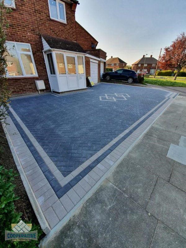 Block Paved Driveways Throughout Essex