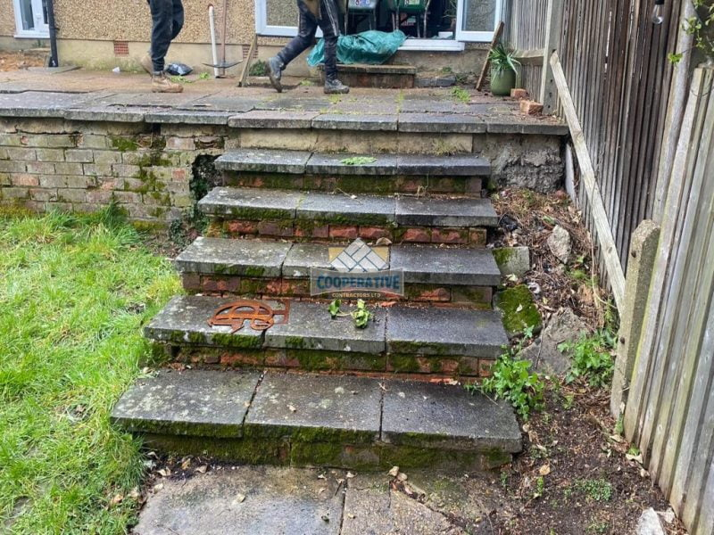 Patio Installation in Basildon, Essex
