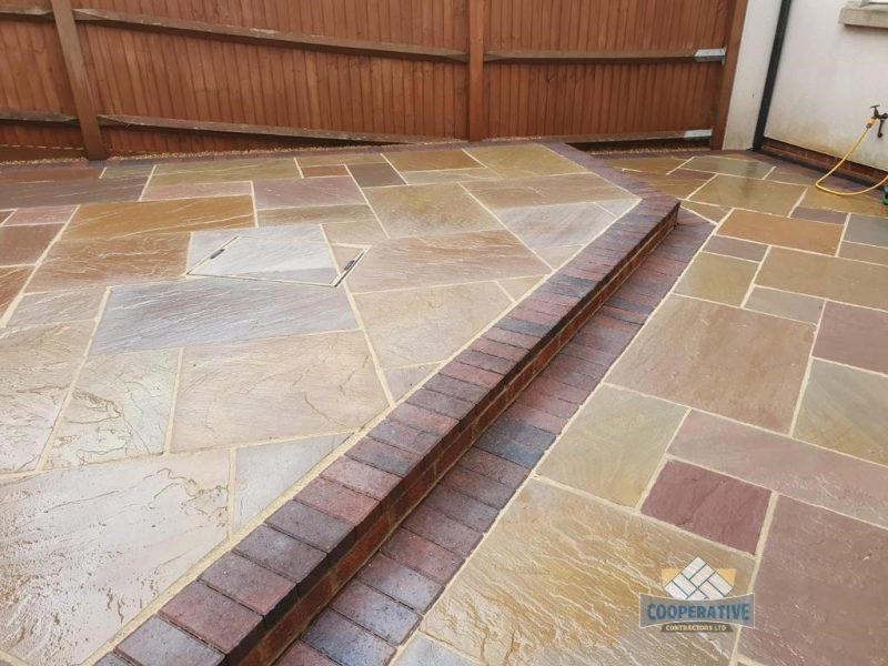 Patio Projects Throughout Essex